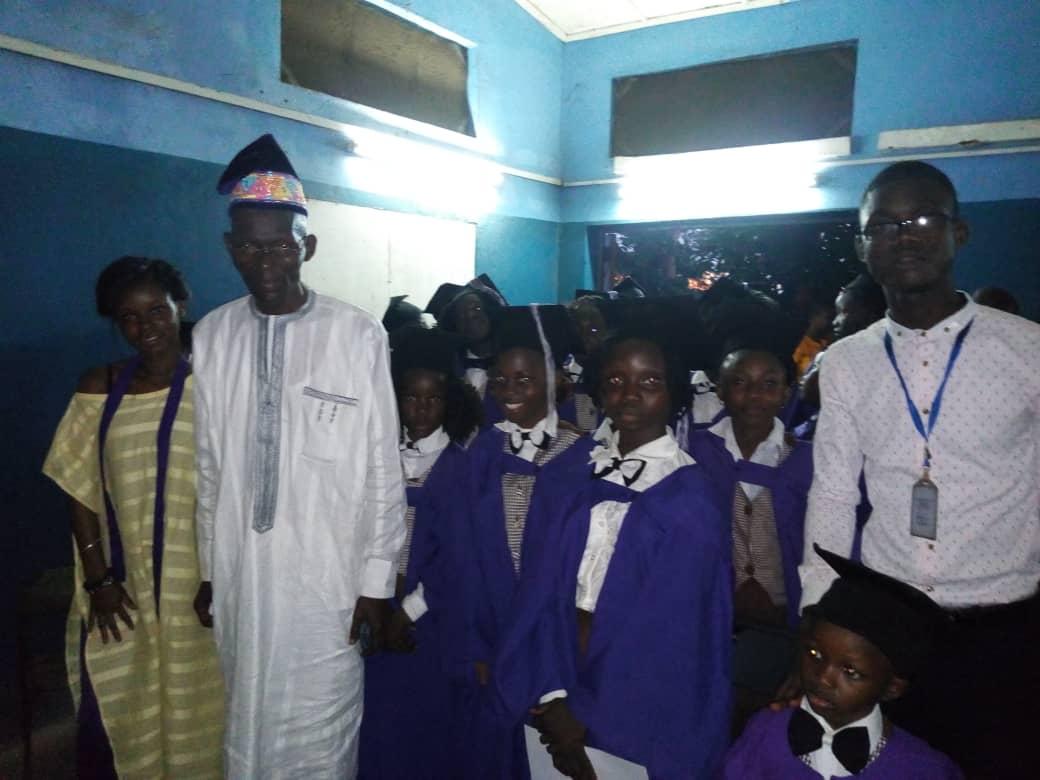 Sierra Leone News: Yamakai Action For Children Holds