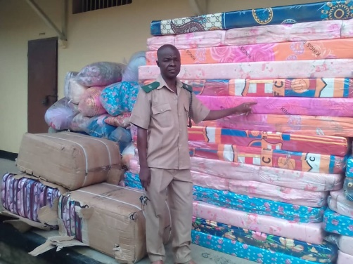 Sierra Leone: New Beddings for Correctional Centre Inmates